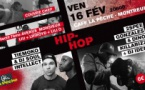 2Spee Gonzales & Dino (Killabiz) / Dj Idem / Tiemoko / Dj Intellect / Couvre Chef