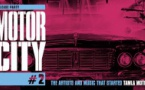 Motor City #2 - Release party