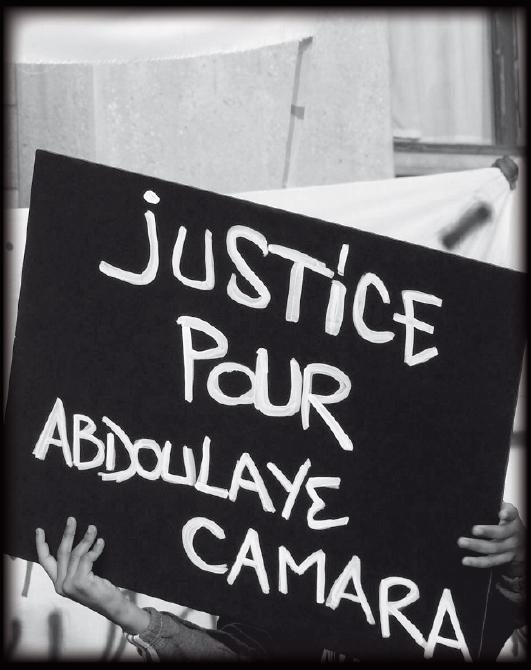 Vérité et justice pour Abdoulaye Camara