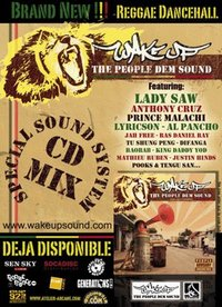 Mix promo - Wake Up 'The people dem sound'