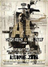 Nouvel extrait de 'High tech & primitif', l'album de AL prévu pour octobre 2008
