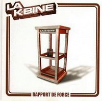 'Rapport de force': le premier album de La K-Bine à download