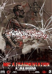Sortie en septembre de l'album 'Mic à fragmentation' de Microglycérime