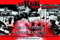 La K-Bine 'Révolte populaire'