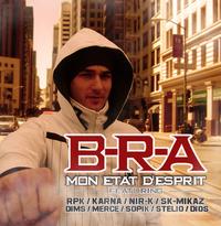 Maxi de B-R-A 'Mon état d'esprit'