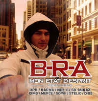 B-R-A feat Karna, Ekkimoz & SK Mikaz 'Un large coup d'oeil'