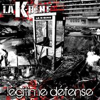 Sortie de 'Légitime défense', l'album de La K-Bine, le 24 janvier 2009