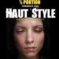 Demi Portion 'Haut style'