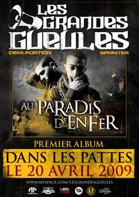 Mix promo - Les Grandes Gueules 'Au paradis d'enfer'