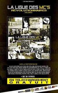Net-Tape 'La Ligue des Mc's Révolutionnaires'