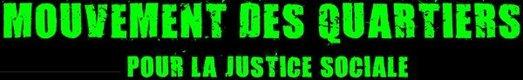 Mouvement des Quartiers pour la Justice Sociale