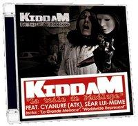 "Sortie de ""La toile de Pénélope"", l'album de Kiddam, le 27 mai 2009"