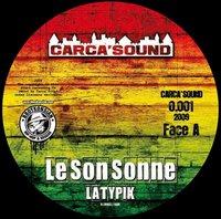 Sortie du 45T de Latypik 'Le son sonne'