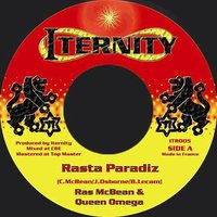 Ras McBean & Queen Omega 'Rasta paradiz' (Extrait)