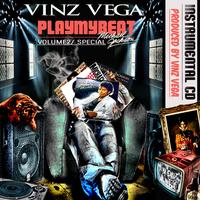 CD instrumental de Vinz Vega 'Play my Beat Vol.2 - Special M.J'