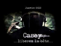 Deuxième album de Casey 'Libérez la bête' pour janvier 2010