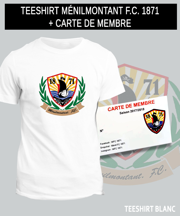 Ménilmontant F.C. 1871 : Un club de foot populaire