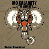 Deuxième album, 'Deeper revolution', de Mo'Kalamity & The Wizards