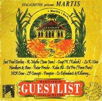 Martis 'Guestlist'
