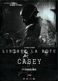 """""""Libérez la bête"""", le 2ème album de Casey disponible le 1er février 2010"""