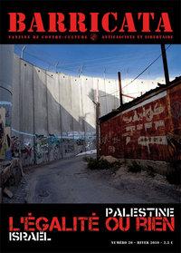Sortie du Barricata N°20, fanzine de contre-culture antifasciste et libertaire