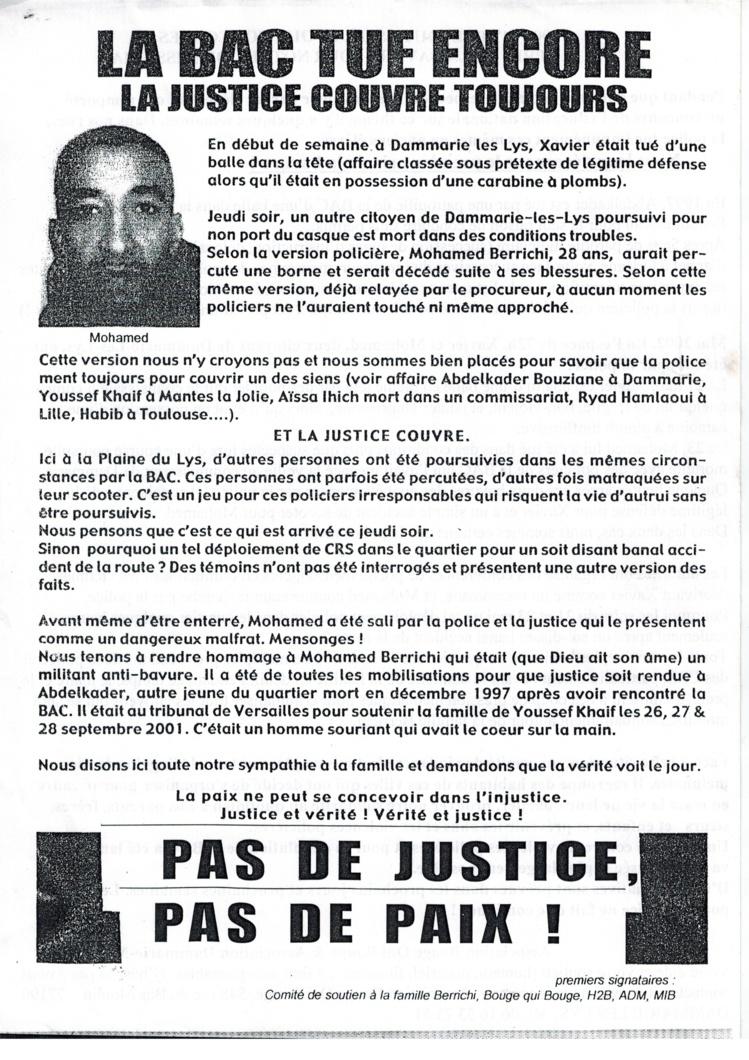"""Emission """"Frontline"""" du 08 décembre 2017 sur 20 ans de luttes à Dammarie-lès-Lys (Part. 1)"""