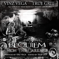 Nouvelle mixtape de Vinz Vega: 'Requiem from the darkness'