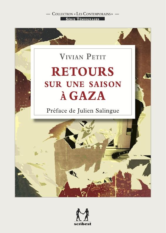 """Emission """"Frontline"""" du 26 janvier 2018 autour du livre """"Retours sur une saison à Gaza"""""""