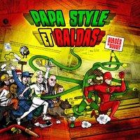 Deuxième album de Papa style & Baldas 'Blasés du boulot' le 23 avril 2010