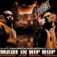 'Premier ricochet: Made in Hip-hop', l'album de Tango & Kash