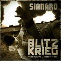 'Blitzkrieg', le pré-album de Sianard disponible le 08 mai 2010