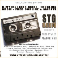 Stalagmythe présente 'STG Radio' à télécharger gratuitement