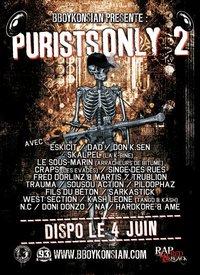 Tracklist et premiers extraits de 'Purists Only 2'