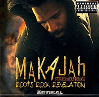 Ep 6 titres de Maka Jah 'Roots Rock Revelation'
