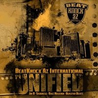 'Unified' de Beatknock'Az International disponible en CD
