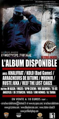 Le Sous Marin feat Reef the Lost Cauze 'Causes perdues'