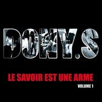 Net-Tape de Dony.S 'Le savoir est une arme Volume 1'