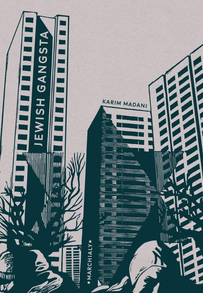 """Emission """"Frontline"""" du 13 juillet 2018 avec Karim Madani autour du livre """"Jewish gangsta"""""""