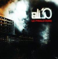 Ali'N sort son album 'Le prolétaire' le 15 octobre 2010