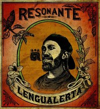 Lengualerta, artiste du Chiapas, propose son album 'Resonante'