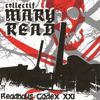 L'album 'Readhaus codex XXI' du Collectif Mary Read bientôt disponible