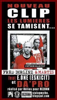 Fred Dorlinz & Martis feat E.One & Da'Pro 'Les lumières se tamisent'