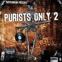 La compilation 'Purists only 2' disponible en CD et Digital