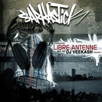 Mixtape 'Libre antenne volume 1' de Sarkastick