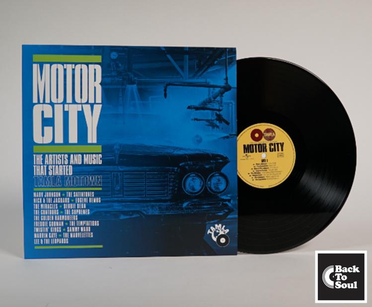 """Emission """"Frontline"""" du 09 novembre 2018 avec Madj autour des vinyls """"Motor City"""""""