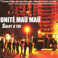 Unité Maü Maü 'Rendez-nous nos vies'