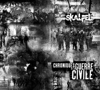 Skalpel (La K-Bine) feat E.One (Eskicit) 'Rap, Red & Black'