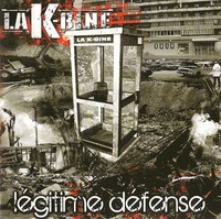'Légitime défense' de La K-Bine disponible en Digital
