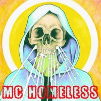 Mc Homeless feat Hot Chicken 'Opposite of happy'