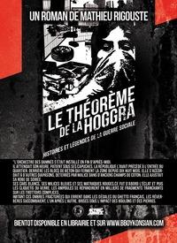 Sortie fin septembre du roman de Mathieu Rigouste 'Le théorème de la hoggra'
